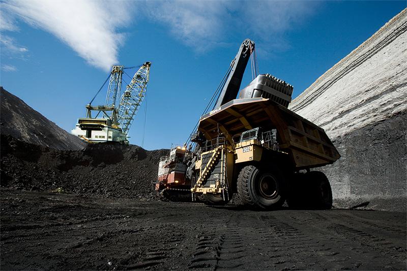utilisation d'un moteur pneumatique pour secteur minier