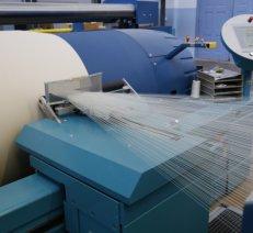 ATEX, compacts et résistants aux atmosphères poussiéreuses, les moteurs modec répondent aux contraintes de l'industrie textile.
