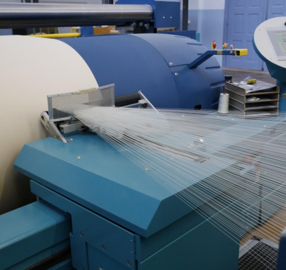 Los motores Modec, compatibles con la regulación  ATEX, compactos y resistentes a la polvorienta, cumplen con los requisitos de la industria textil