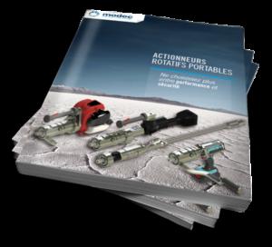 3D catalogue Actionneurs portables