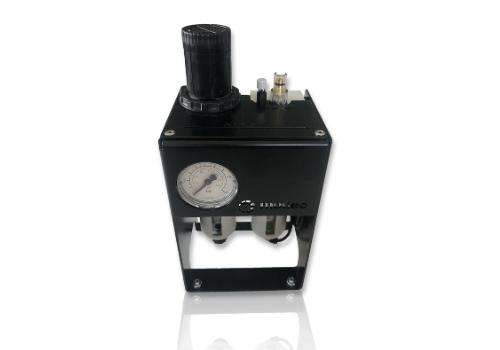 Unités de filtration, de régulation et de lubrification pour moteur pneumatique