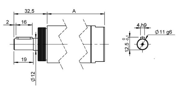 Sorties CL2 groupe 1 pour moteur pneumatique