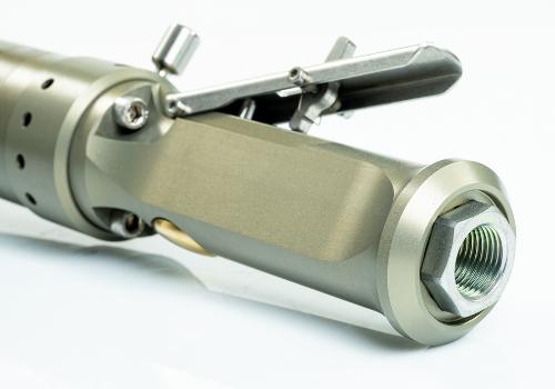 Poignée de sécurité PG20 accessoire pour moteurs pneumatiques