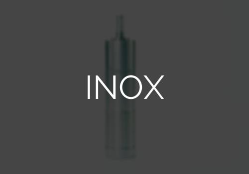 Moteur pneumatique en Inox