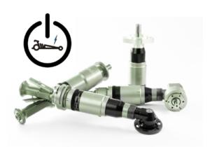 Option kit start pour les moteurs pneumatiques