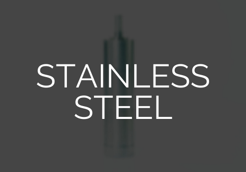 The stainless steel option for air motors